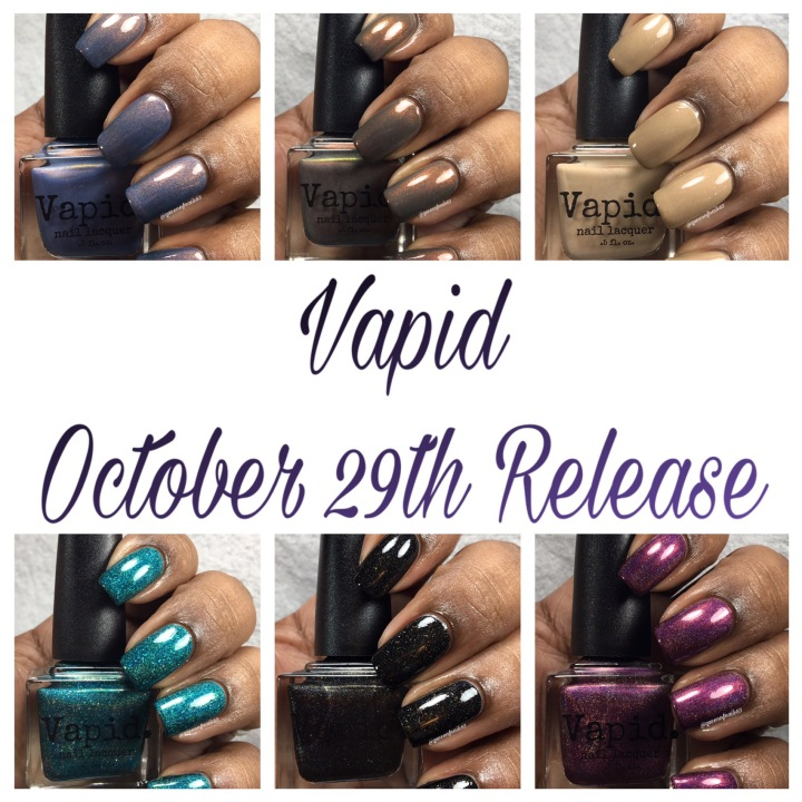Swatch & Review: Vapid