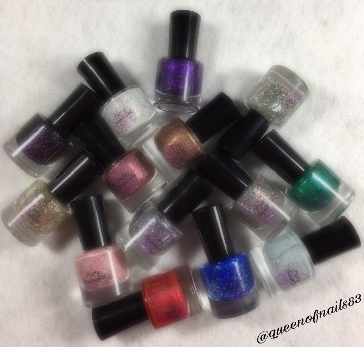 Swatch & Review: Pretty Beautiful – Holiday Collection Pt 2 of2