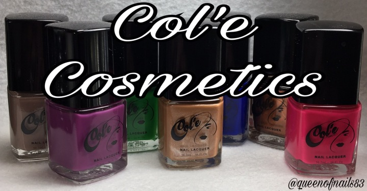 Swatch & Review: Col'e Cosmetics