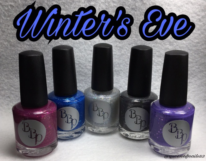 Swatch & Review: Bad B¡tch Polish – Winter's Eve