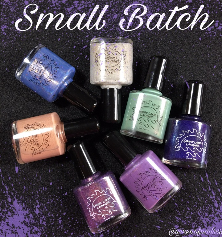 Swatch & Review: Great Lakes Lacquer – Small BatchPolishes