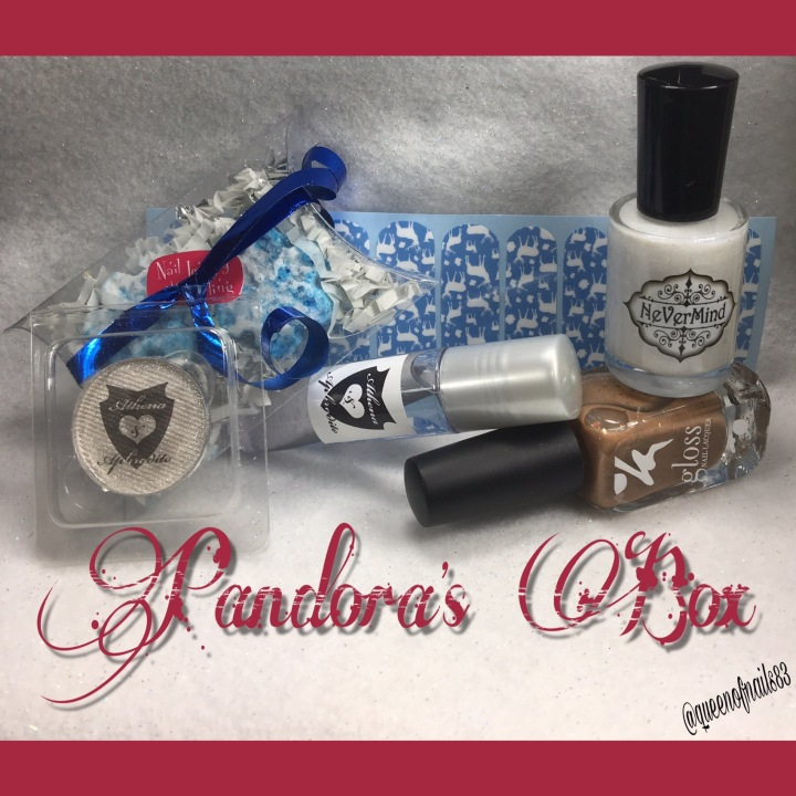Swatch & Review: Pandora's Box – January 2017