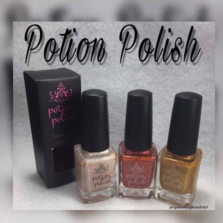 Forget Me Not: Potion Polish