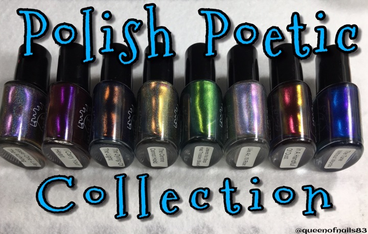 Swatch & Review: Great Lakes Lacquer – Polishing Poetic Collection