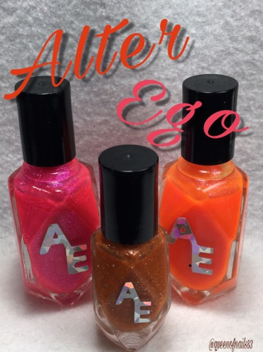Swatch & Review: AlterEgo