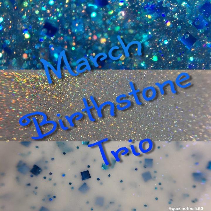 Swatch & Review: Turtle Tootsie – March BirthstoneTrio