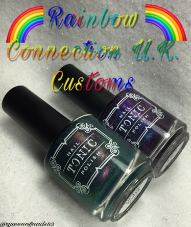 Swatch & Review:Rainbow Connection TonicExclusives