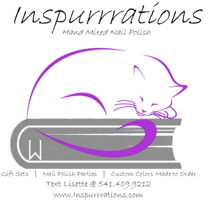 Up Close & Personal with Lisette Valence-Jeffers of Inspurrrations NailPolish
