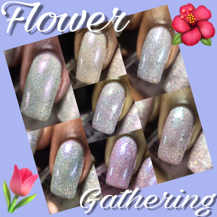 Swatch & Review: Blush Lacquer – Flower GatheringCollection