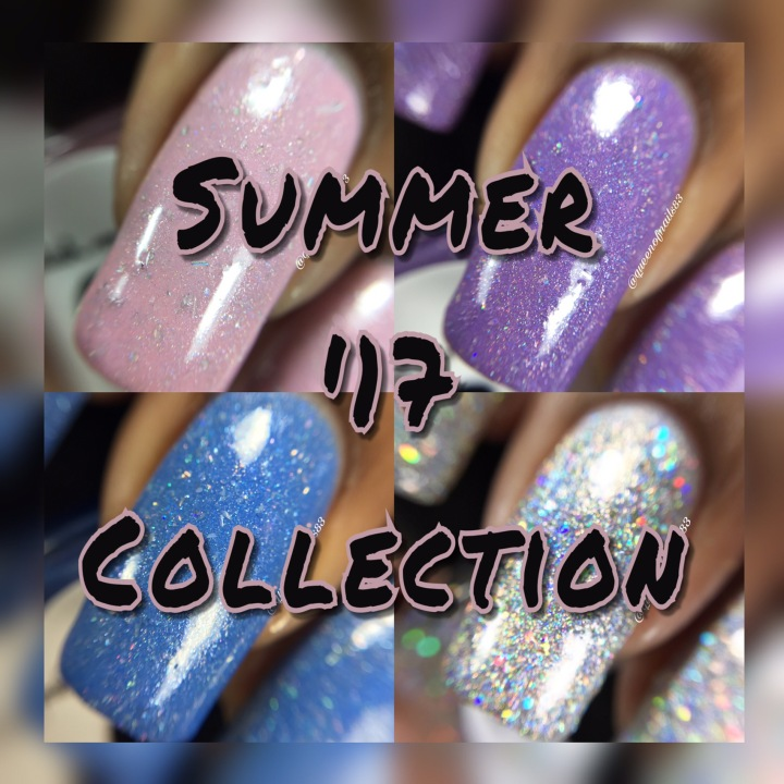 Swatch & Review: Polish My Life – Summer '17 Collection