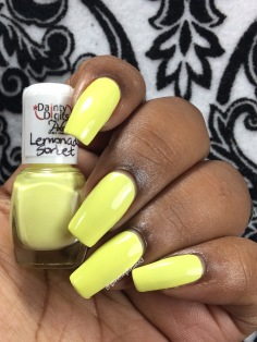 Lemonade Sorbet w/ glossy tc