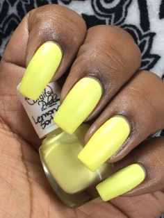 Lemonade Sorbet w/ matte tc
