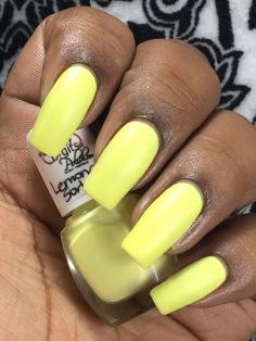 Lemonade Sorbet w/ matte tc