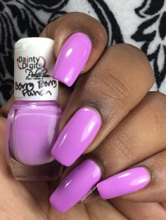 Berry Berry Punch w/ glossy tc