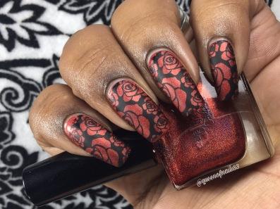 Tropic of Cancer w/ nail art