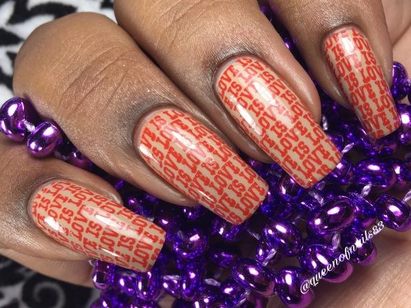 It Girl Nail Art IG118