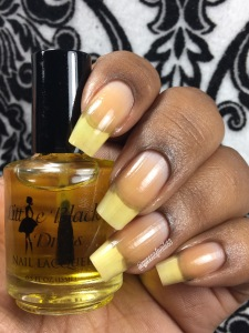 Golden Dew Cuticle Oil