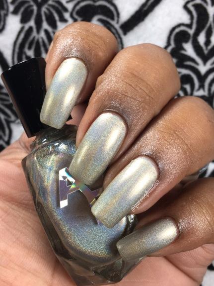 Silver Cocktail w/ matte tc