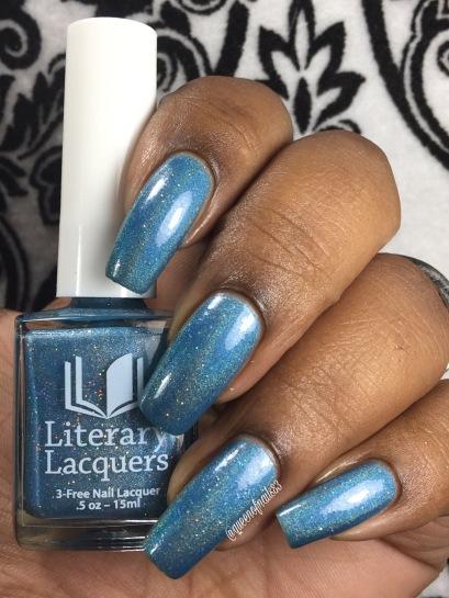 Lettie's Ocean w/ glossy t