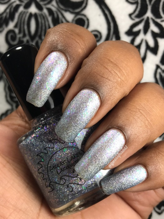 Polish Your Crystal Ball w/ matte tc