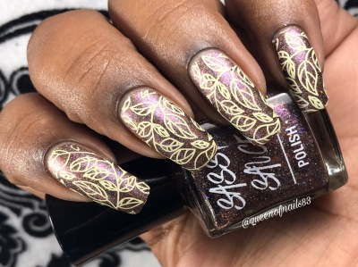 Missing Millionaire w/ nail art
