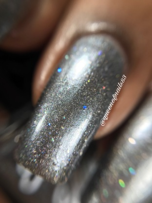 Steel Holo Stiletto macro