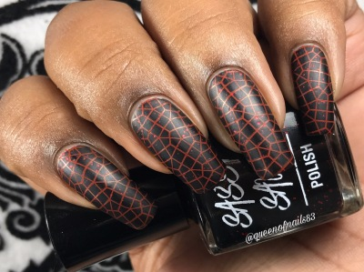 Bitter Break Up w/ nail art