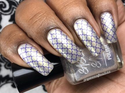 Magical Blunder w/ nail art