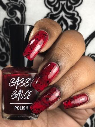 Dorothy's Dark Side w/ glossy tc