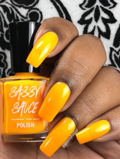 Sparkling Sunshine w/ glossy tc