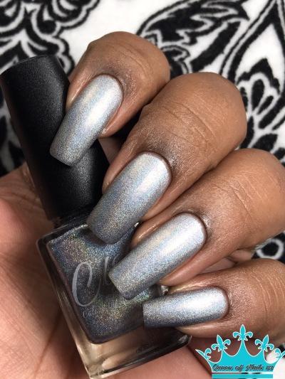 Silver Bullet w/ matte tc