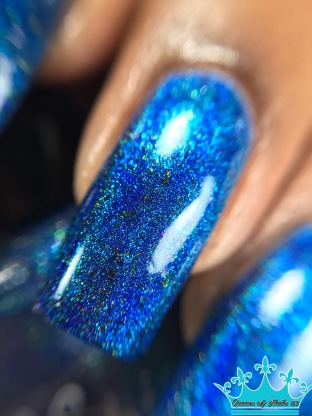 KBShimmer - Navy Or Not, Here I Come macro