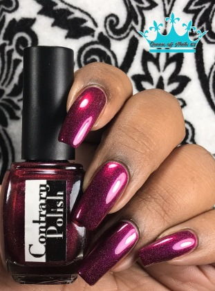 Contrary Polish - Midway Magic w/ glossy tc