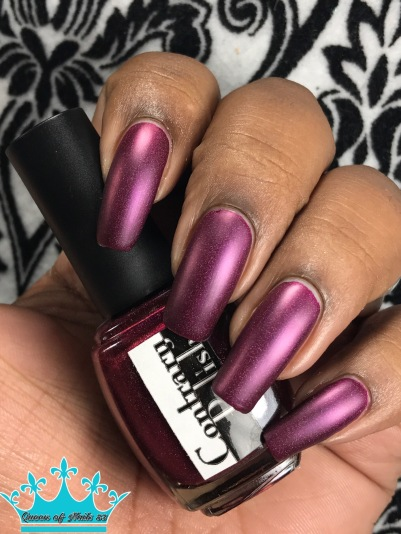 Contrary Polish - Midway Magic w/ matte tc