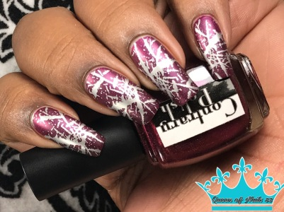 Contrary Polish - Midway Magic w/ nail art