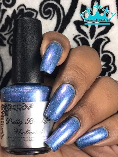 Pretty Beautiful Unlimited - 1 in 100 w/ glossy tc