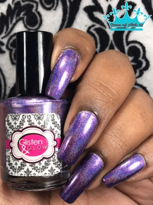 Glisten & Glow - Spirit of Chicago w/ glossy tc