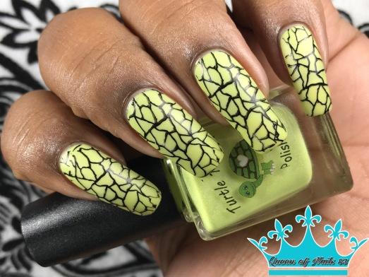Peridot w/ nail art