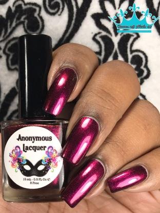 Anonymous Lacquer - Rosette Nebula w/ glossy tc