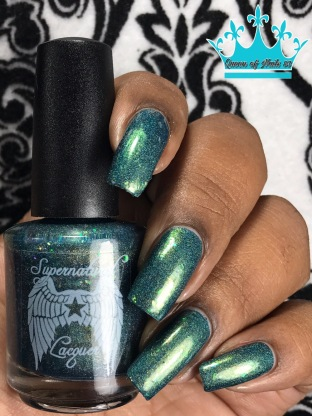 Supernatural Lacquer - Fabric of Space and Time w/ glossy tc