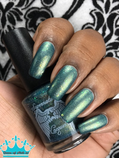 Supernatural Lacquer - Fabric of Space and Time w/ matte tc