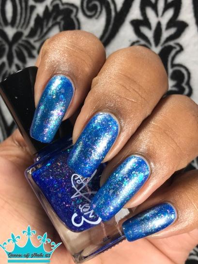 Blue Hawiian w/ matte tc