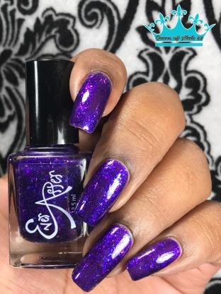 Purple Haze w/ glossy tc