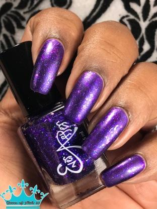 Purple Haze w/ matte tc