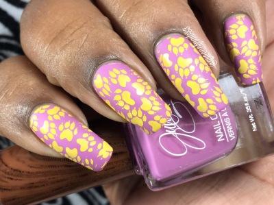 Harmony w/ nail art