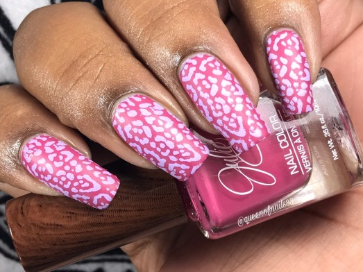 Faith w/ nail art