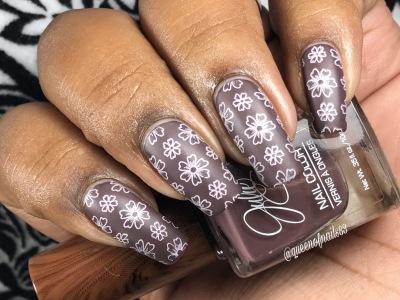 Henna w/ nail art