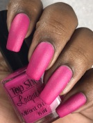 Top Shelf Lacquer - Pineapple Matte-rs