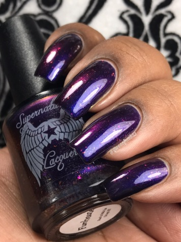 Supernatural Lacquer - Funhouse w/ glossy tc