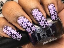 Supernatural Lacquer - Funhouse w/ nail art